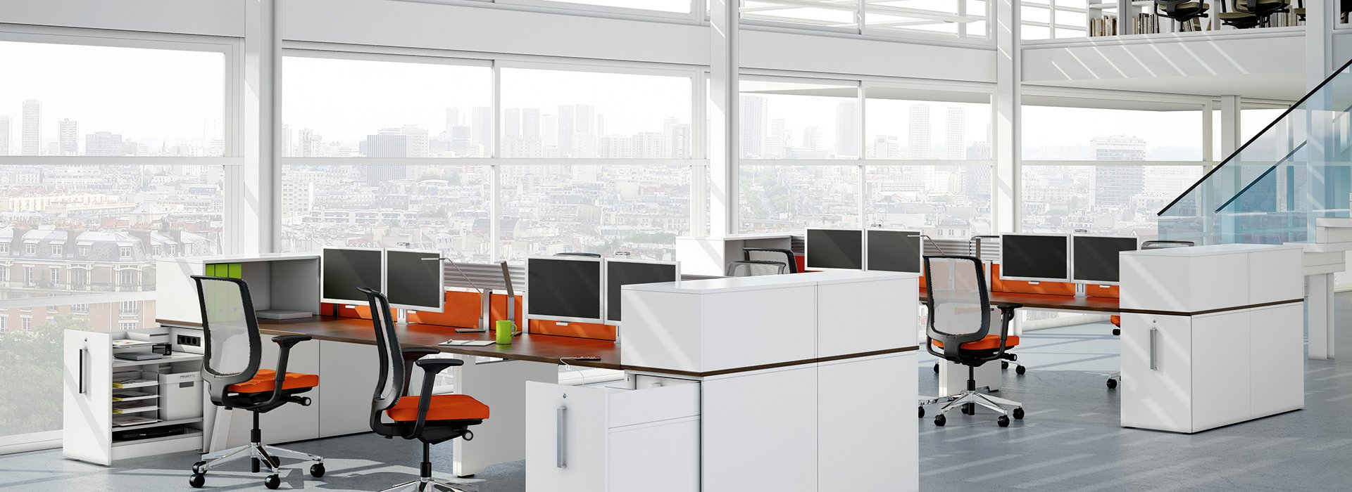 Bürogestaltung - Inspiration & Innovation - S+W BüroRaumKultur GmbH