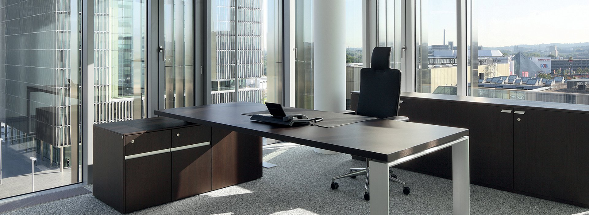 Moderne bürogestaltung  Bürogestaltung in München - S+W BüroRaumKultur GmbH