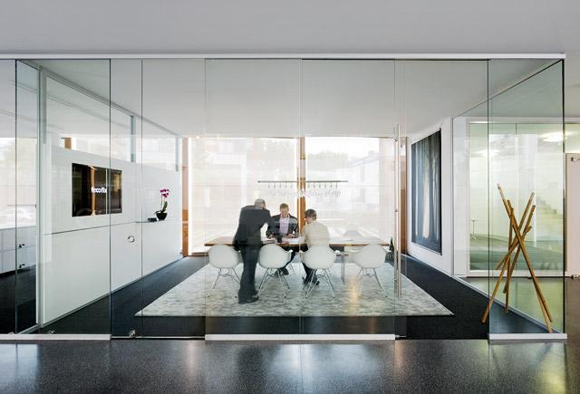 Finest Raumteiler Aus Glas Von Sw In Mnchen With Raumteiler Aus Glas
