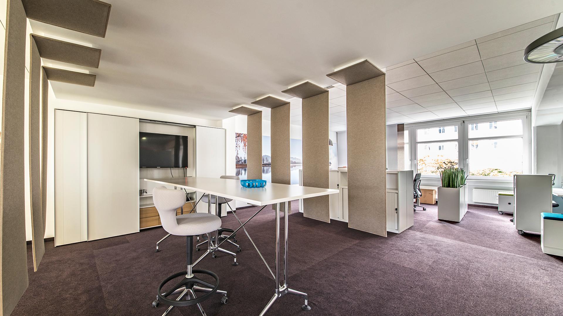 Tische - S+W BüroRaumKultur GmbH